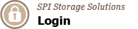 SPI Storage Solutions Login